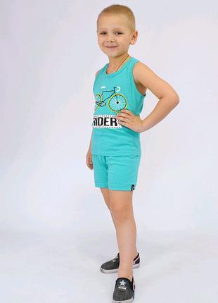 Комплект для мальчика Борцовка+ шорты