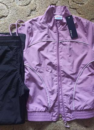 Спортивный костюм Demix для девочки - 146 р.