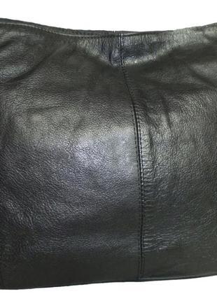 Стильная вместительная сумка натуральная кожа cotium