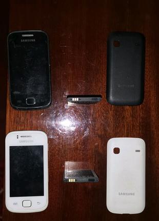 Телефон Samsung GT S5660