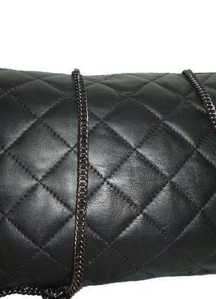 Стильная сумка натуральная кожа topshop