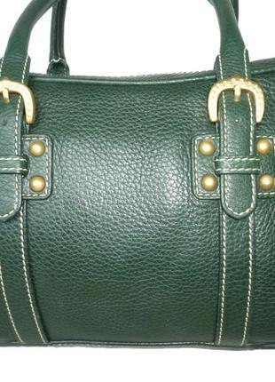 Стильная сумка натуральная кожа dooney & bourke сша