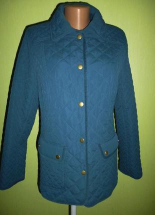 Розвантажуюсь стильная стеганая куртка classic