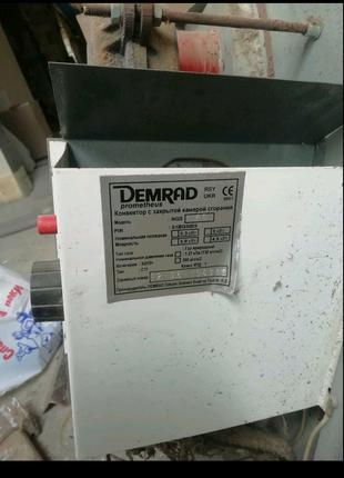 Конвектор газовий DEMRAD