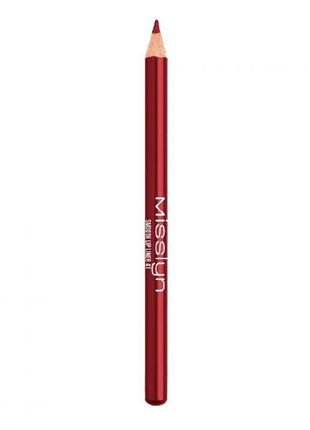 Контурный карандаш для губ  misslyn smooth