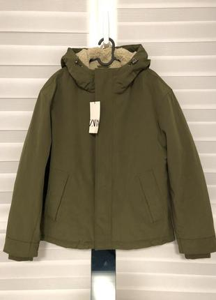 ZARA мужская куртка,новая!