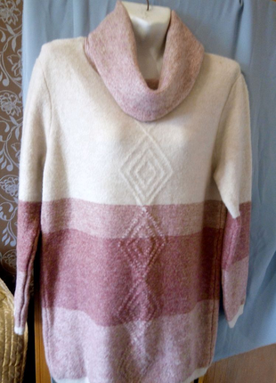 Женский свитер туника, кардиган длинный р. 46,48,50