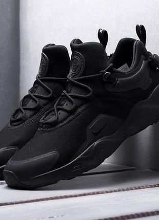 Nike huarache city (черные). люксовое качество🔥