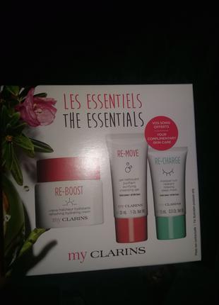 My Clarins The Essentials Set