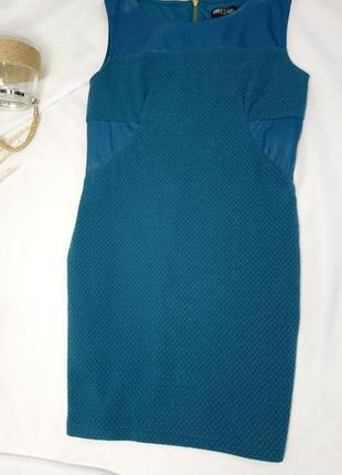 Платье изумрудного цвета р xl
