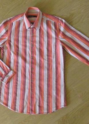 Фирменная рубашка calibre