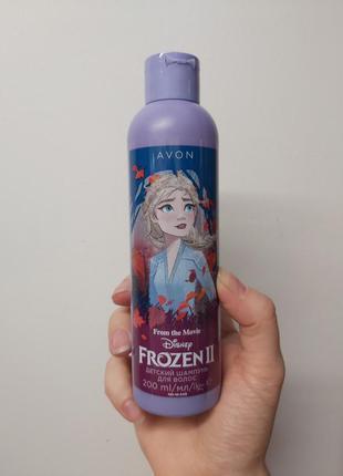 Frozen ii детский шампунь для волос