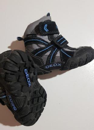 Снегоходы ботинки geox р.23