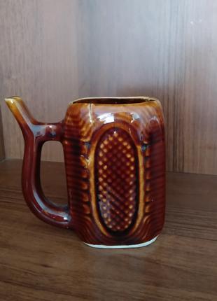 Сувенірна керамічна бюветниця