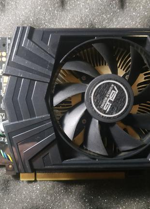 Видеокарта ASUS NVidia GeForce GTX 750 2Gb DDR5 128bit