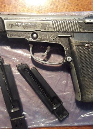 Страйкбольный пистолет  Аникс А-101