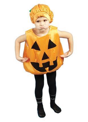 Костюм тыквы на  хэллоуин
