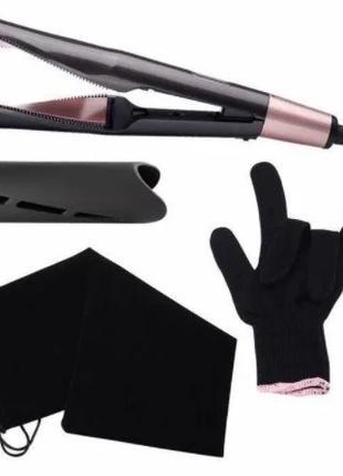 Спиральный выпрямитель для волос Curl & Straight 2в1
