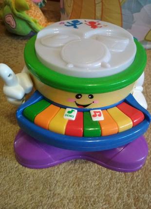 Фирменные игрушки fisher price.. kiddilend