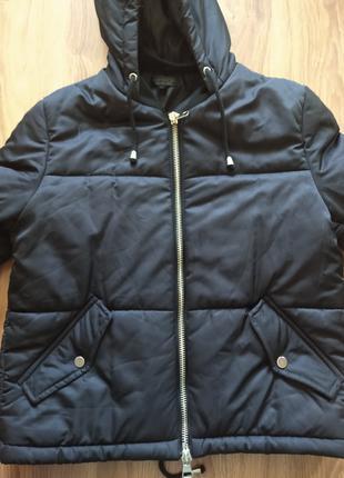 Короткая куртка topshop