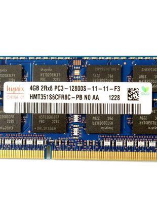 ОЗУ Hynix SODIMM DDR3 4GB 1600Mhz