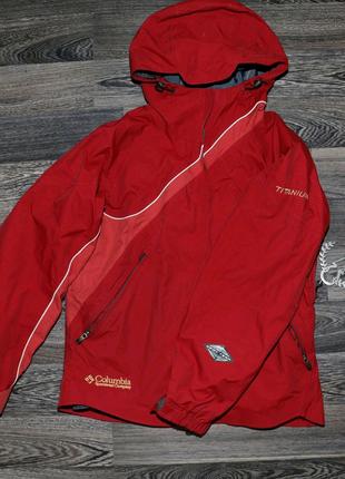 Columbia куртка ветровка женская titanium tnf the north face napa