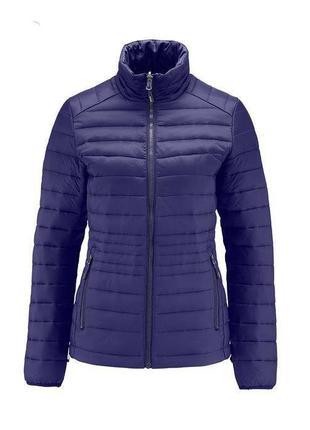 Куртка демисезонная женская стеганая tchibo. м