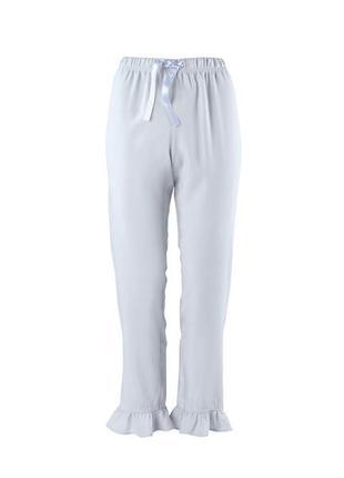 Кокетливые пижамные штанишки м 40 /42 esmara