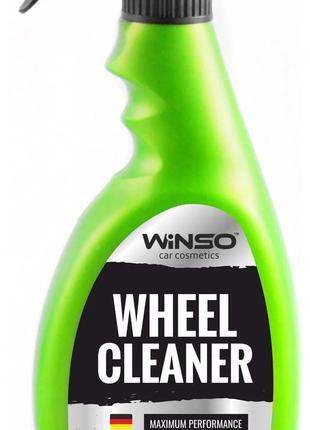 Очиститель дисков Winso Wheel Cleaner 500мл