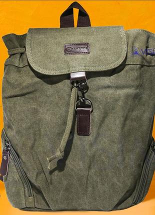 Удобный городской рюкзак-сумка