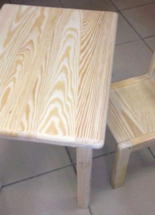 Детские стол,стул