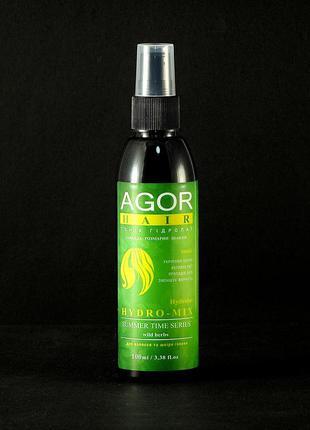 Тоник для волос hydro-mix от выпадения и для роста волос и вос...