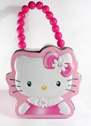 Дитячий ланчбокс сумка Hello Kitty упаковка для подарунку