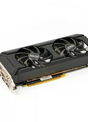 Игровая видеокарта Palit GeForce GTX 1070 Dual 8192MB