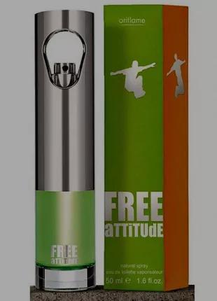 Free attitude Oriflame