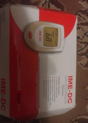 IME-DC глюкометр