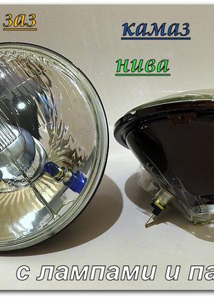Оптика с габаритом освар Заз 968,ваз 2101.москвич 412