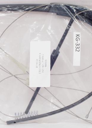 Ремкомплект стеклоподъемника Passat SuperB 3B1837461 3B1837462
