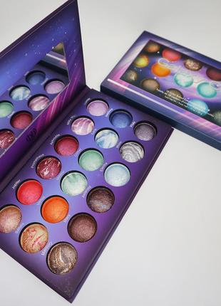 Тіні bh cosmetics galaxy chic