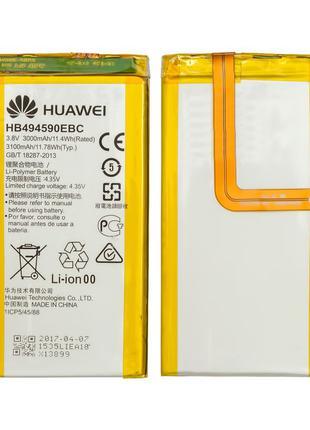 Аккумулятор Huawei HB494590EBC Honor 7 3000 mAh