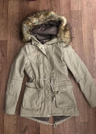 Куртка/парка bershka