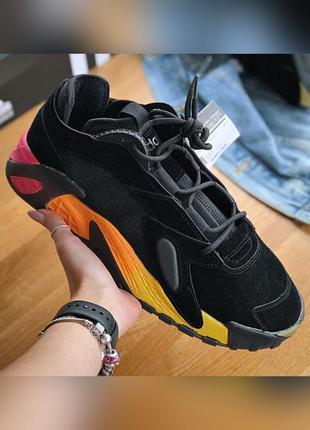 Кроссовки мужские adidas streetball черные / кросівки чоловічі...