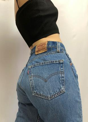 Джинсы Levis 501 джинсы левайс