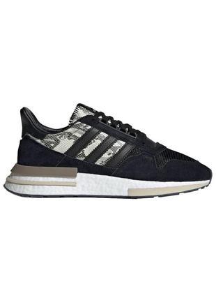 Кроссовки мужские adidas zx 500 rm чорні / кросівки чоловічі а...