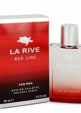 Туалетная вода для мужчин La Rive Red Line 90 мл