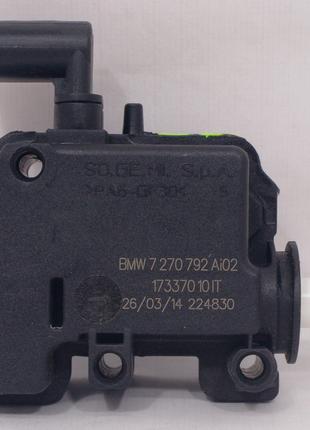 Привод заслонки топл. бака 7270792 17337010IT BMW F15 F20 F21 F22