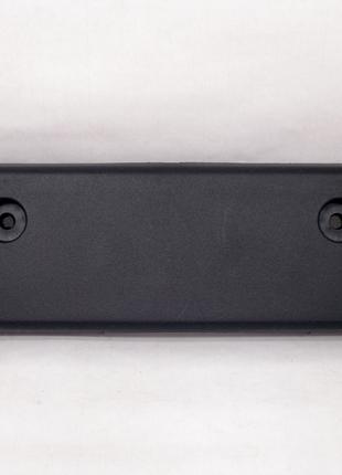 Накладка на бампер под номер Kia Forte 08-13г KI1068100 KI191H