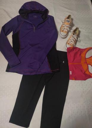 Кофта для занять спортом cool runnings светер толстовка