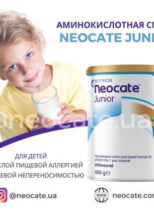 Neocate Junior Аминокислотная смесь от 1 года, Польша