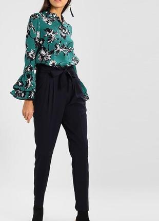 Блузка в принт Vila Clothes,p.m-l
